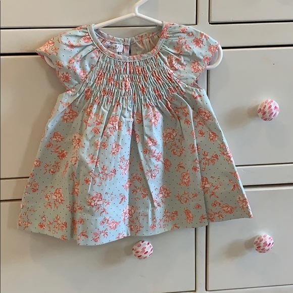6fc4cf85 Mud Pie Dresses | Floral Print Baby Girl Dress 36 Months | Poshmark
